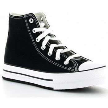Scarpe Bambina Sneakers alte Converse 671107C CTAS EVA LIFT Noir