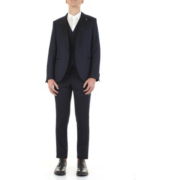 Abbigliamento Uomo Completi Manuel Ritz 3030ARW3328-213030 Blu