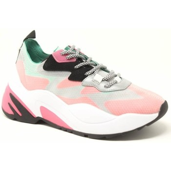 Scarpe Donna Sneakers Steve Madden CHARGED SNEAKER RED MULTI Rosa