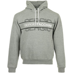 Abbigliamento Uomo Felpe Sergio Tacchini 38832R Grigio