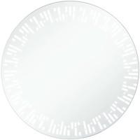 Casa Specchi VidaXL Specchio con LED 60 cm Argento