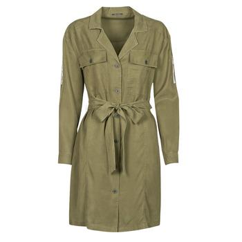 Abbigliamento Donna Abiti corti Ikks BS30055 Kaki