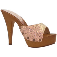 Scarpe Donna Ciabatte Kiara Shoes K93001 Rosa