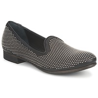Scarpe Donna Mocassini Strategia CLOUPI Nero