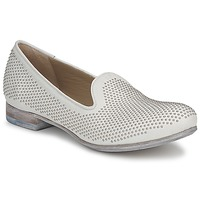 Scarpe Donna Mocassini Strategia CLOUPI Bianco