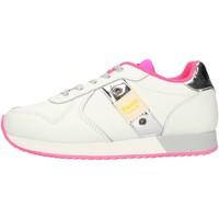 Scarpe Bambina Sneakers basse Blauer S1LILLI02LEA Bianco
