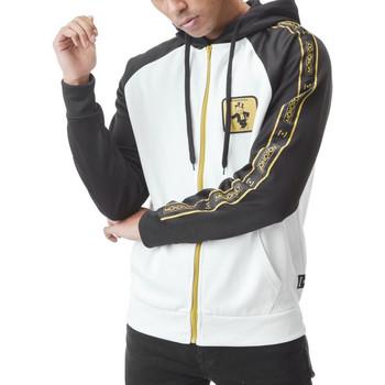 Abbigliamento Uomo Felpe Capslab CL/MON/SZ/RIC Bianco