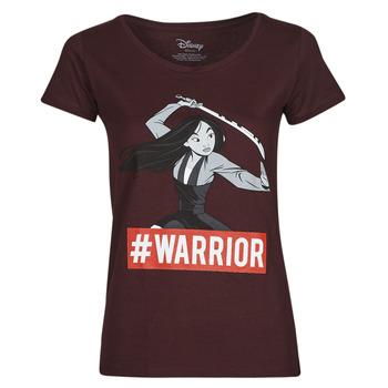 Abbigliamento Donna T-shirt maniche corte Yurban OHKAV Bordeaux