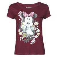 Abbigliamento Donna T-shirt maniche corte Yurban OHJAVE Bordeaux