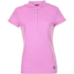 Abbigliamento Donna Polo maniche corte Colmar Colmar Polo Rosa Rosa