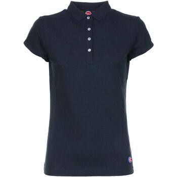 Abbigliamento Donna Polo maniche corte Colmar Colmar Polo Blu Blu