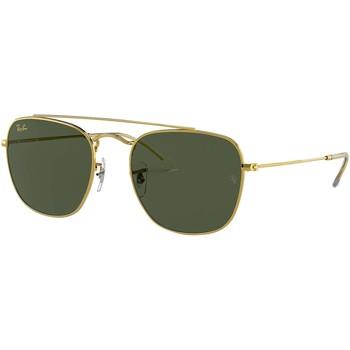 Orologi & Gioielli Uomo Occhiali da sole Ray-ban Occhiali da sole in oro lucido oro