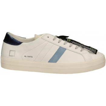 Scarpe Uomo Sneakers basse Date HILL LOW VINTAGE CALF white-sky
