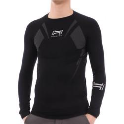 Abbigliamento Uomo T-shirt & Polo Hungaria H-15TOUYY000 Nero