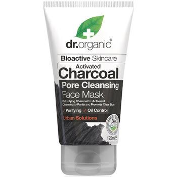 Bellezza Maschere & scrub Dr. Organic Carbón Mascarilla Facial  125 ml