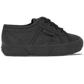 Scarpe Bambina Sneakers Superga 2750 Lamej Nero