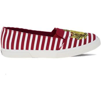 Scarpe Donna Sneakers Superga 2213 Cotstripesw Shvili Rosso