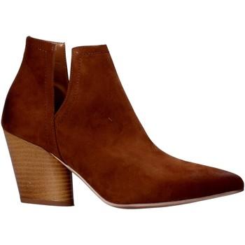 Scarpe Donna Stivaletti Grace Shoes 7241004 Marrone
