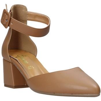 Scarpe Donna Décolleté Grace Shoes 774005 Marrone