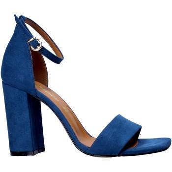 Scarpe Donna Sandali Grace Shoes 018R001 Blu