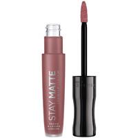 Bellezza Donna Rossetti Rimmel London Stay Matte Liquid Lip Colour 220 5,5 ml