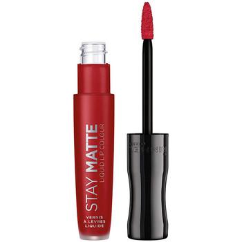 Bellezza Donna Rossetti Rimmel London Stay Satin Liquid Lip Colour 500 5,5 ml