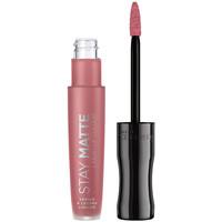 Bellezza Donna Rossetti Rimmel London Stay Satin Liquid Lip Colour 110 5,5 ml