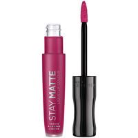 Bellezza Donna Rossetti Rimmel London Stay Satin Liquid Lip Colour 820 5,5 ml
