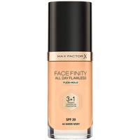 Bellezza Fondotinta & primer Max Factor Facefinity 3in1 Primer, Concealer & Foundation 44 30 ml