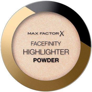 Bellezza Donna Illuminanti Max Factor Facefinity Highlighter Powder 01-nude Beam 8 Gr 8 g
