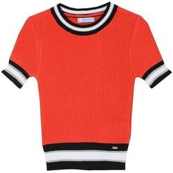 Abbigliamento Bambina Maglioni Mayoral  Rojo
