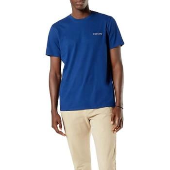Abbigliamento Uomo T-shirt maniche corte Dockers  Azul