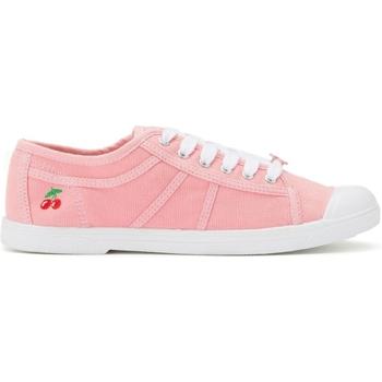 Scarpe Donna Sneakers basse Le Temps des Cerises Basket Basic 02 Old Pink Rosa