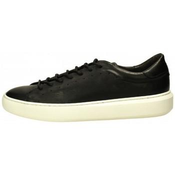 Scarpe Uomo Sneakers basse Pawelk's Sneaker in pelle Nero Nero