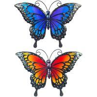 Casa Illuminazione esterna Signes Grimalt Farfalla Nel Settembre 2U Multicolor
