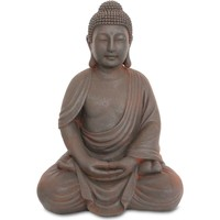 Casa Statuette e figurine Signes Grimalt Buddha Gris