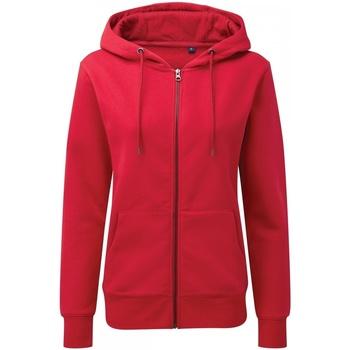 Abbigliamento Donna Felpe Asquith & Fox AQ081 Rosso Ciliegia