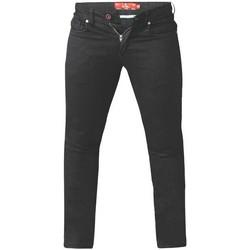 Abbigliamento Uomo Jeans slim Duke  Nero