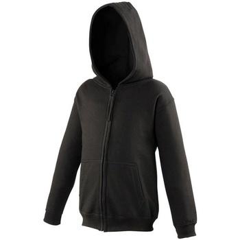 Abbigliamento Unisex bambino Felpe Awdis JH50J Nero
