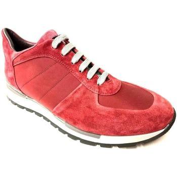Scarpe Uomo Sneakers basse Brian Cress By Campanile ATRMPN-25192 Rosso