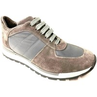 Scarpe Uomo Sneakers basse Brian Cress By Campanile ATRMPN-25193 Grigio