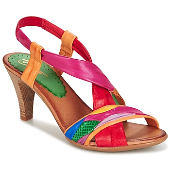 Scarpe Donna Sandali Betty London POULOI Multicolore