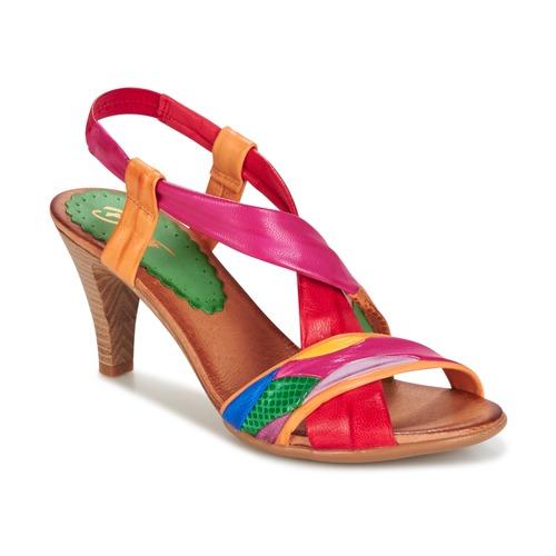 Betty London POULOI Multicolore  Scarpe Sandali Donna 48