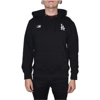 Abbigliamento Uomo Felpe 47 Brand MLB Los Angeles Dodgers Hoodie Noir