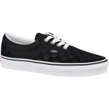 Scarpe Sneakers basse Vans Era Deboss Checkerboard Noir