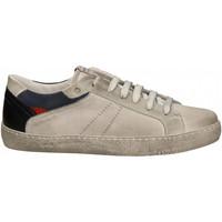 Scarpe Uomo Sneakers basse Exton HAVANA bianco
