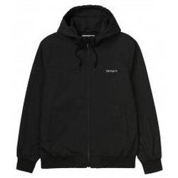 Abbigliamento Uomo Giubbotti Carhartt Giacca Marsh Jacket Black/White Multicolore
