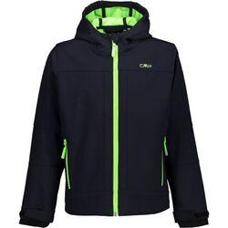 Abbigliamento Unisex bambino Giubbotti Cmp Kid Boy Fix Hood Blu