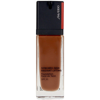 Bellezza Donna Fondotinta & primer Shiseido Synchro Skin Radiant Lifting Foundation 550