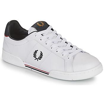 Scarpe Uomo Sneakers basse Fred Perry B722 Bianco